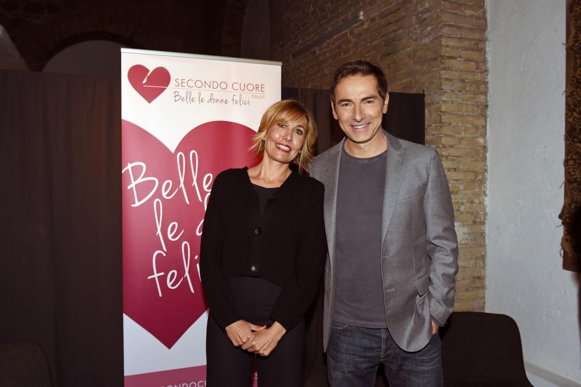 Dott.ssa Jessica Veronica Faroni e Marco Liorni